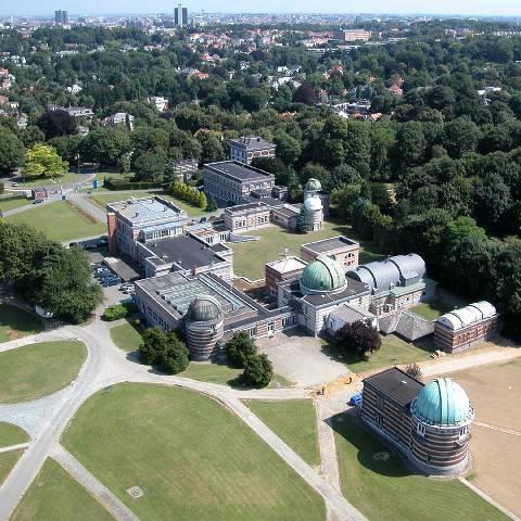 De Observatoriumwijk in Ukkel