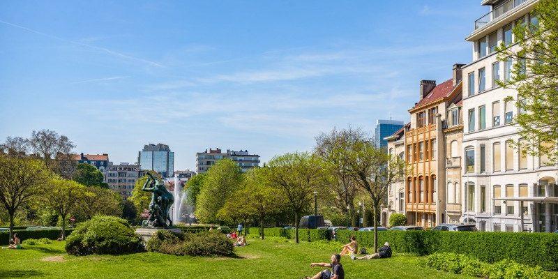 Zomer in Brussel : trek eropuit met je bubbel!