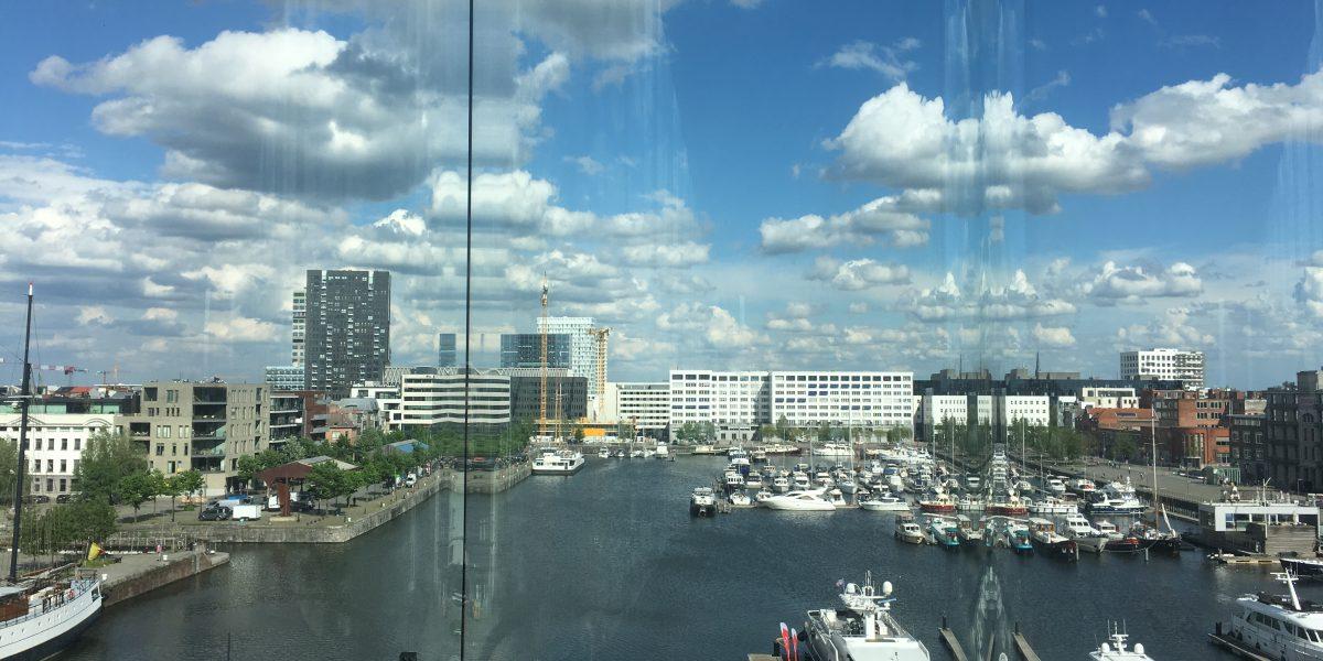 """Online lezing: """"Virtuele wandeling: het nieuwe oude havengebied van Antwerpen – meer dan het MAS"""""""