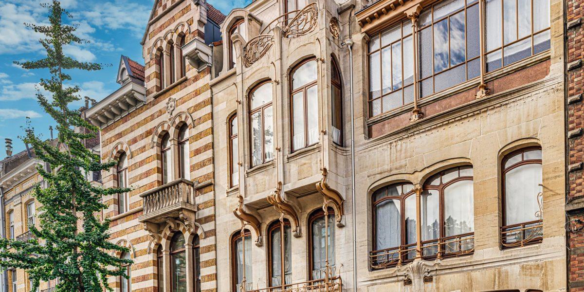 Art Nouveau – wandeling door de Louizawijk