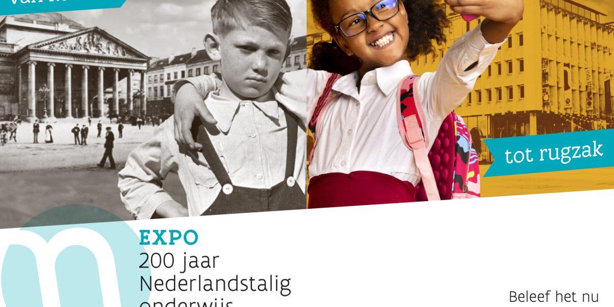 Expo: Van kabas tot rugzak